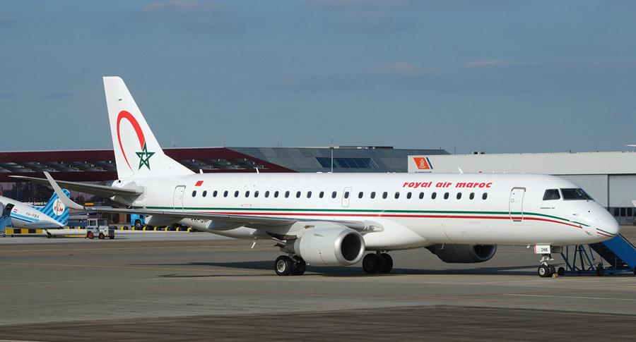 Flotte Royal Air Maroc - Page 6 PH-DNB